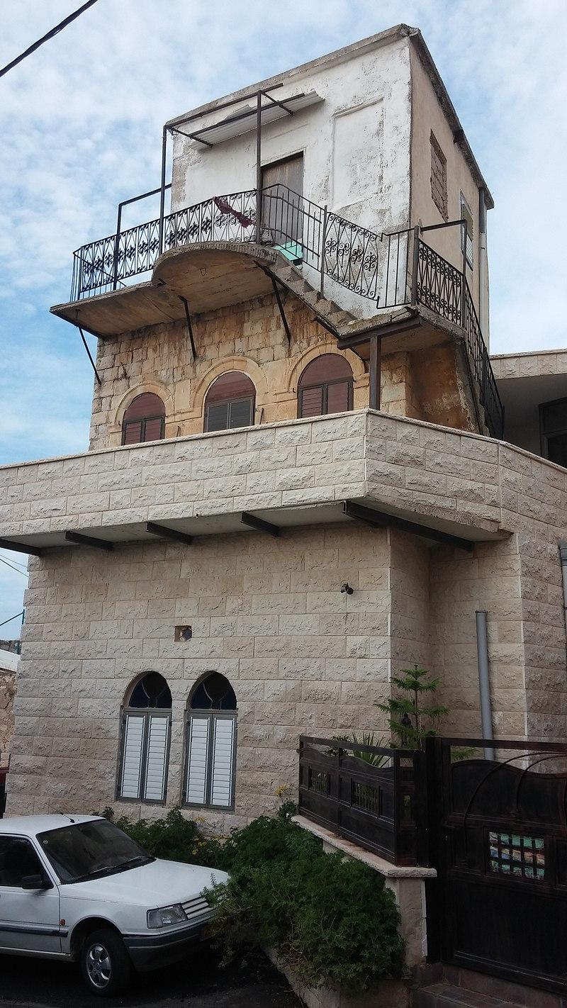 בית רב שכבתי בצפת העתיקה