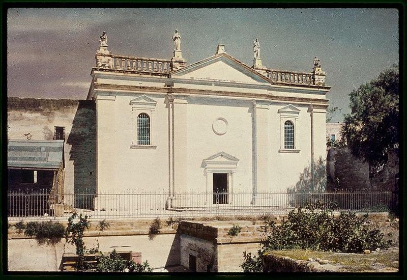 כנסית המולד בנצרת