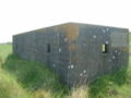 Pillbox Lincolnshire three-bay, Saltfleetby (front).JPG