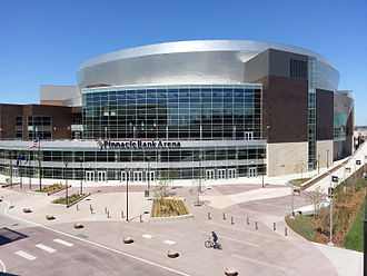 Pinnacle Bank Arena - Image: Pinnacle Bank Arena, 2 Sep 2013, 21 of 27