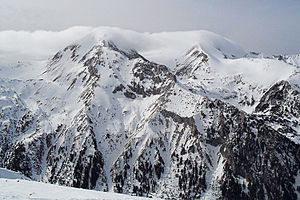 Pirin - Pirin scenery in winter