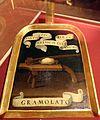 Pittore toscano, pala di bernardo canigiani detto gramolato, post 1590 (accademia della crusca) 01.jpg