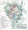 100px plan of mysore