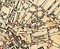 Plan von Berlin mit Bezeichnung der Barricaden am 18 u. 19ten März 1848 - Alexanderplatz.jpg