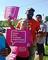 Planned Parenthood Abortion Center Staff Lawrenceville Georgia USA April 2016 3.jpg