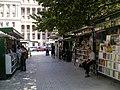 Plaza Lavalle - Librería de viejo.JPG