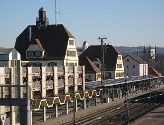 Plochingen - Plochingen station