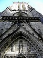 Plonévez-du-Faou (29) Chapelle Saint-Herbot Façade ouest 03.JPG