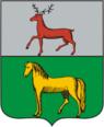 Pochinki COA (Nizhny Novgorod Governorate) (1781).png
