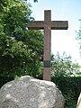 Podkowa Lesna - Katyn 1940 Massacre monument.JPG