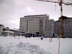 Oulun Keskussairaala