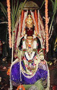 Polali Rajarajeshwari Temple - Wikipedia