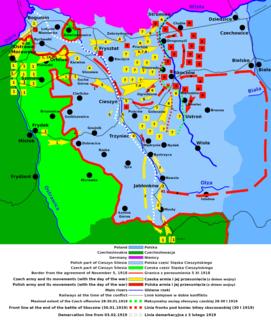 Polish–Czechoslovak War