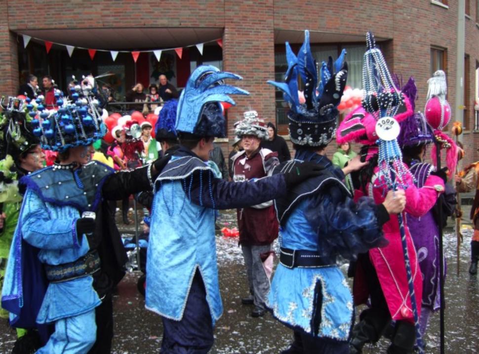 Polonaise in Kerkrade, Carnaval 2012