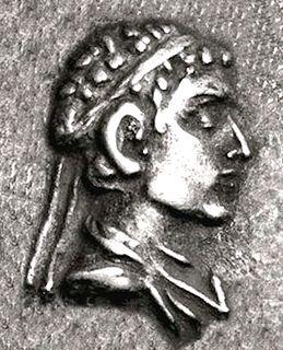 Polyxenos Epiphanes Soter Indo-greek King