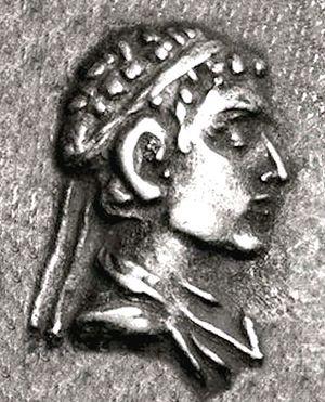 Polyxenos Epiphanes Soter - Portrait Polyxenus.