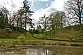Pond and Castle - geograph.org.uk - 1247098.jpg