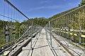 Pont en travaux passage pour les piétons seulement (28718307334).jpg