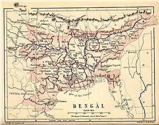History of Bengal image