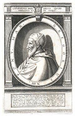 Image du pape Grégoire XIII