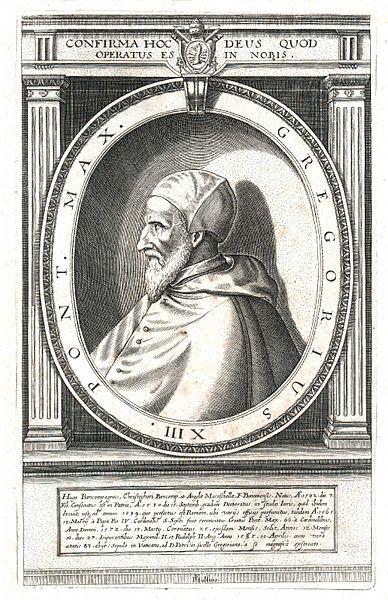 Ficheiro:Pope Gregory XIII.jpg