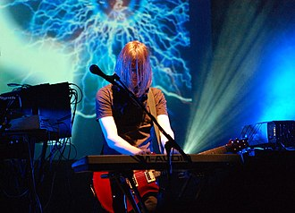 Steven Wilson - Steven Wilson with Porcupine Tree at Arena, Poznań, Poland, on 28 November 2007