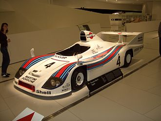 Hurley Haywood - The Porsche 936 which Hurley Haywood drove to victory at the 1977 24 Hour of Le Mans.