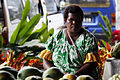 Port Vila vegetable market, Vanuatu 2007. Photo- Rob Maccoll - AusAID (10714188106).jpg