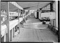 Port side of main deck, view forward from mizzenmast - Schooner WAWONA, 1018 Valley Street, Seattle, King County, WA HAER WASH,17-SEAT,10-34.tif