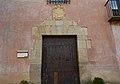 Porta de la casa de santa Maria, Albarrasí.JPG