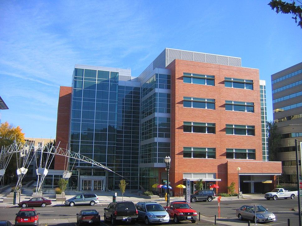 Portland state university EB