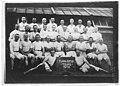 Portrait de groupe, prisonniers de guerre allemands, gymnastes - Tours - Médiathèque de l'architecture et du patrimoine - APZ0006899.jpg