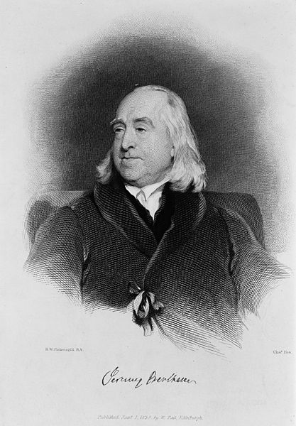 File:Portrait of Jeremy Bentham Wellcome M0016939.jpg ... Jeremy Bentham