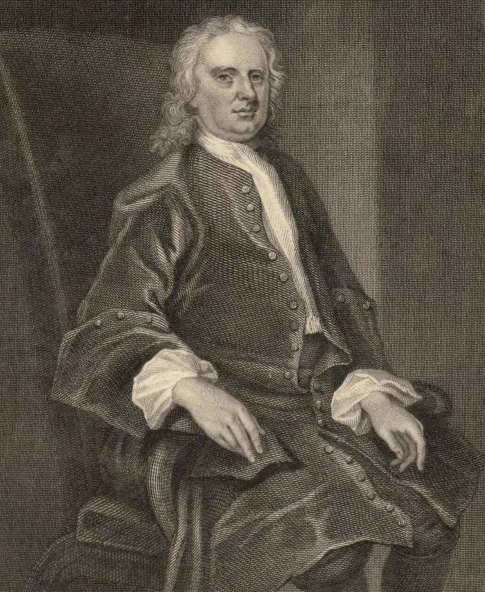 Portrait of Sir Isaac Newton (4670220)