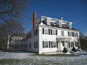 Oney Judge - John Langdon House, Portsmouth, New Hampshire. Over a September 1798 dinner, Burwell Bassett Jr. revealed his plan to kidnap Judge.