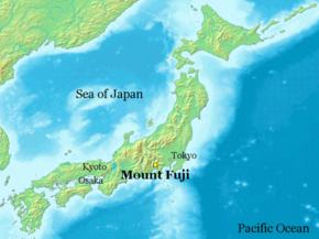 Mont Fuji — Wikipédia