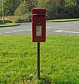 Post box on Bempton Road.jpg
