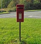 Post box on Bempton Road.jpg