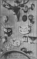 Post card. Eskimo dance masks. St. Michael, Alaska. - NARA - 297725.tif