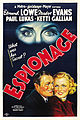 Poster - Espionage (1937) 01.jpg