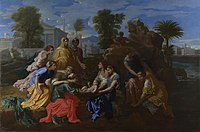 Poussin, Finding of Moses, 1651.jpg