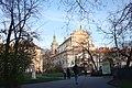 Praha, Karlovo náměstí, sady.jpg