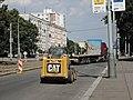 Praha, Petřiny, rekonstrukce trati, 010.jpg