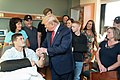 President Trump and the First Lady in Dayton, Ohio (48482816322).jpg