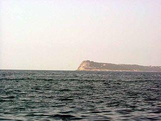 Prevlaka Peninsula in Croatia
