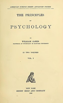 Image illustrative de l'article The Principles of Psychology