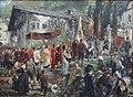 Procession in Hofgastein Adolph von Menzel 1880.jpg