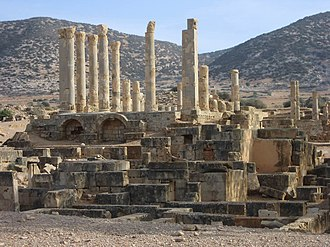 Ptolemais, Cyrenaica - Ptolemais ruins