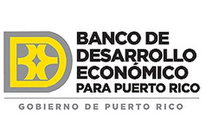 Puerto Rico Economic Development Bank - Image: Puerto rico economic development bank emblem