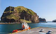 Puerto de Vestmannaeyjar, Heimaey, Islas Vestman, Suðurland, Islandia, 2014-08-17, DD 021.JPG